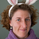 Joy Munshower portrait